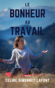 Céline Simonnet Lafont médite en montagne