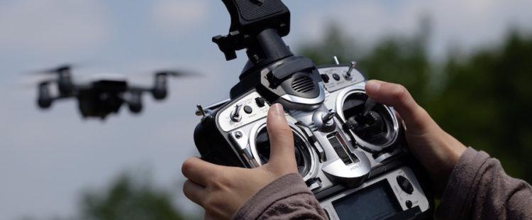 piloter un drône