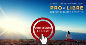 Conférence en ligne offerte