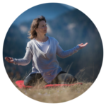 Méditer en montagne